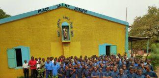 Burkina Faso Saaba Sacra Famiglia